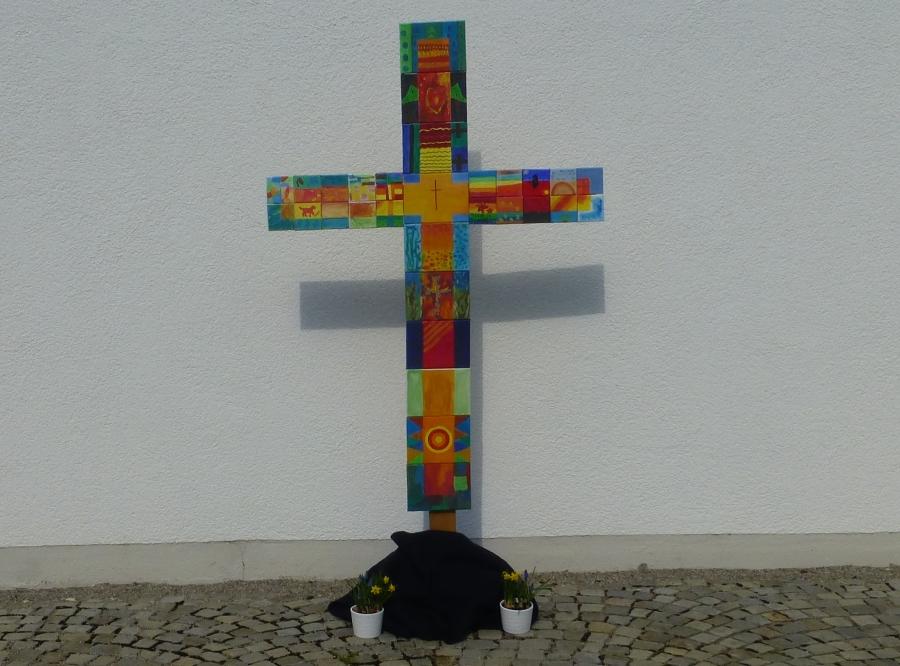 Kreuz unserer Minis